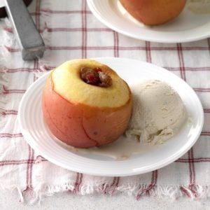 Cranberry Stuffed Apples