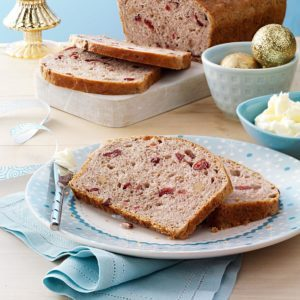 Cranberry-Walnut Toasting Bread