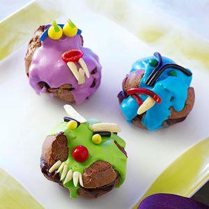 Cream Puff Monsters