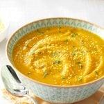 Creamless Creamy Squash Soup