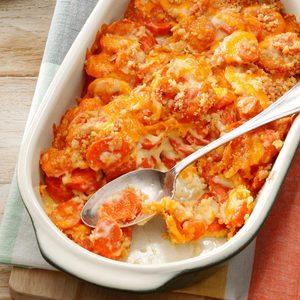 Creamy Carrot Casserole