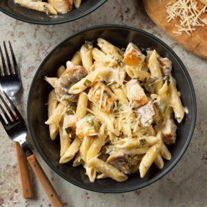 Creamy Chicken and Pasta