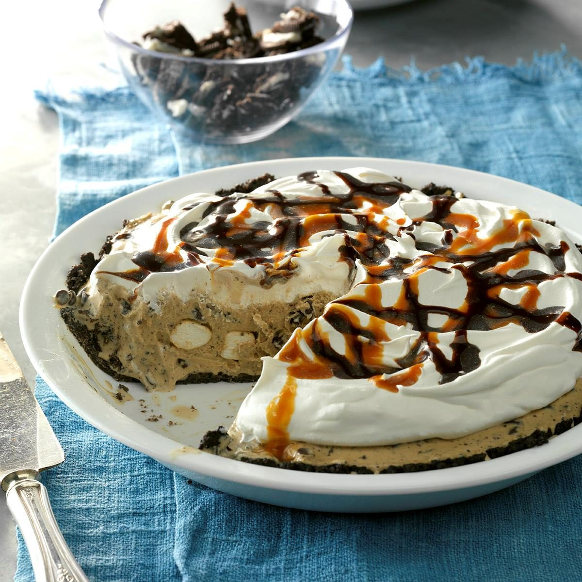 Creamy Coffee Pie