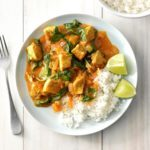 Creamy Curried Chicken
