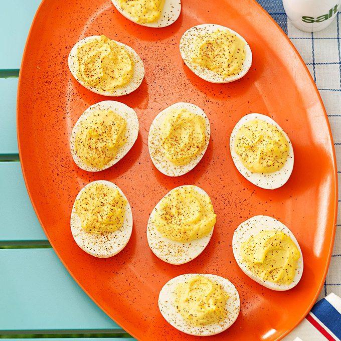 Creamy Herb Deviled Eggs Exps59895 Th2847293c12 12 8b C 3