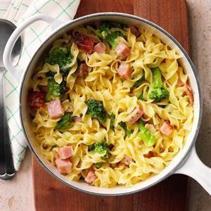 Creamy Noodle Casserole