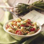 Creamy Pasta Primavera for Two