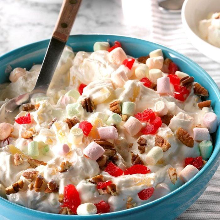 Creamy Pineapple Fluff Salad