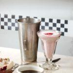 Creamy Strawberry Yogurt Shakes