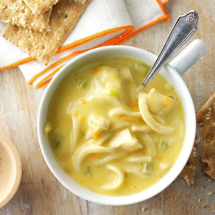 Creamy Turkey Noodle Soup Exps Sdfm17 92039 D10 07 1b 15
