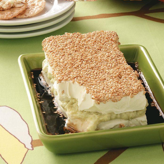 Creamy Wasabi Spread
