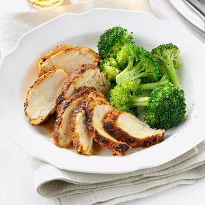 Creole Blackened Chicken