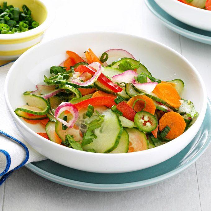 Crisp Spicy Cucumber Salad Exps164364 Th2847295b03 07 5bc Rms 2