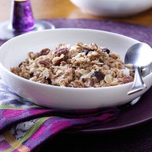 Crunchy Breakfast Cereal