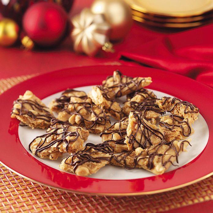 Crunchy Peanut Butter Candy