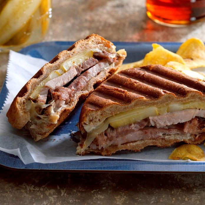 Inspired by: Cuban Sandwich at The Cheesecake Factory