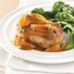 Curried Apricot Pork Chops