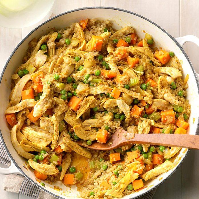 Sartén de pollo al curry Exps Sddj18 205196 D08 09 3b 7