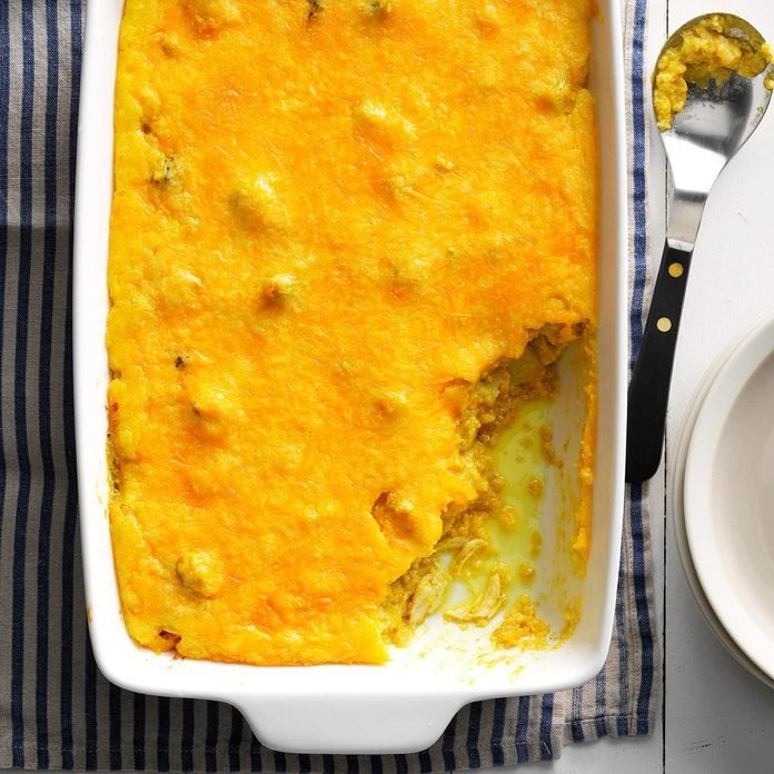 Curried Chicken And Grits Casserole Exps 13x9bz19 155219 E10 09 6b 3