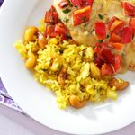 Curry Rice Pilaf