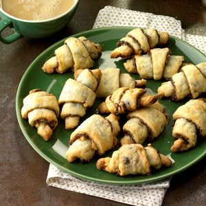 Date-Filled Rugelach