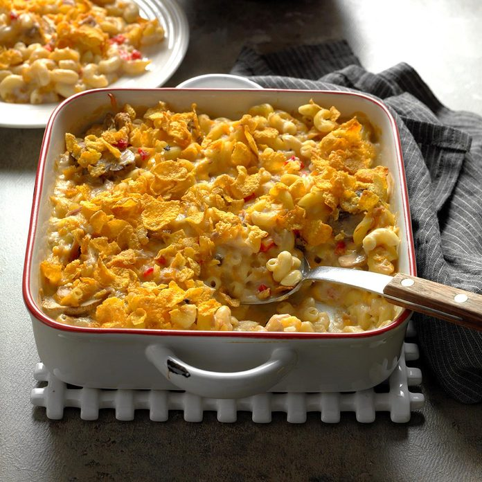 De-Lightful Tuna Casserole