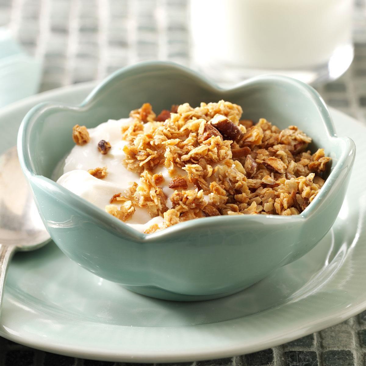 Granola Breakfast Best Food Magazine Recipe