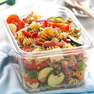 Deli-Style Pasta Salad