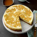 Deluxe Pumpkin Cheesecake