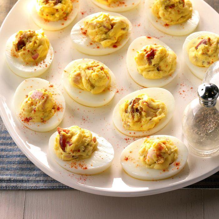 Deviled Eggs With Bacon Exps Gbhrbz17 108372 D07 11 1b 5