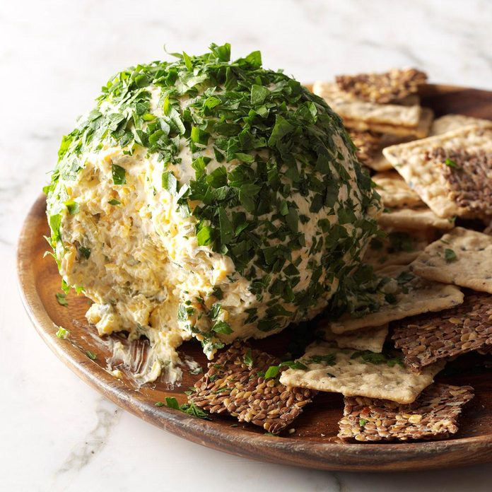 Dilly Cheese Ball
