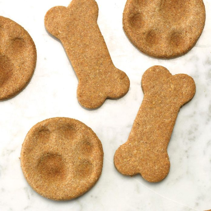 Classic Dog Biscuits