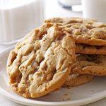 Double Butterscotch Cookies