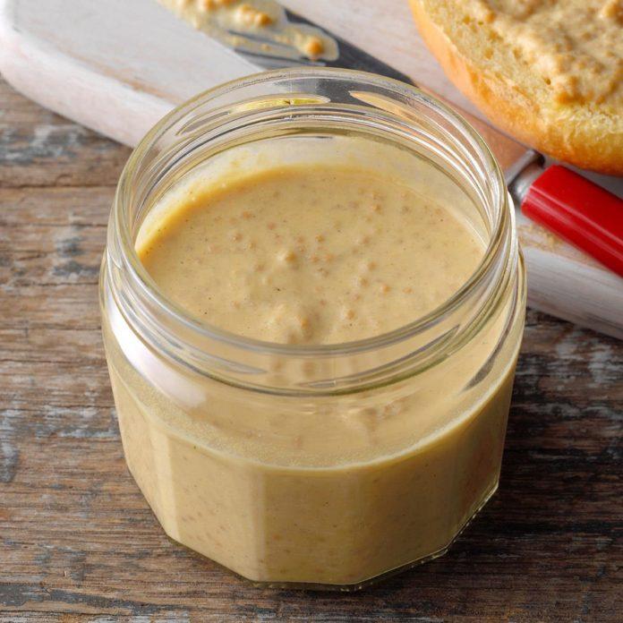 Double Hot Horseradish Mustard