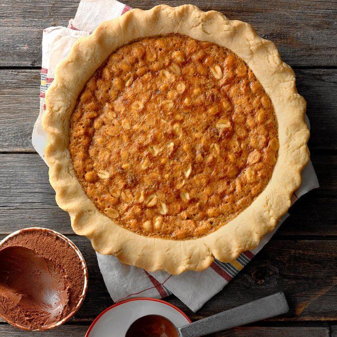 Georgia: Peanut Pie