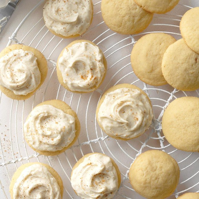 Delaware: Double Whammy Eggnog Cookies