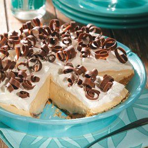 Dreamy Creamy Peanut Butter Pie
