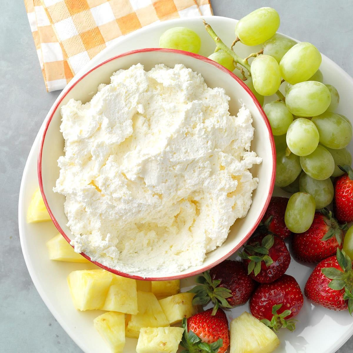 Dreamy Fruit Dip Recipe Taste Of Home