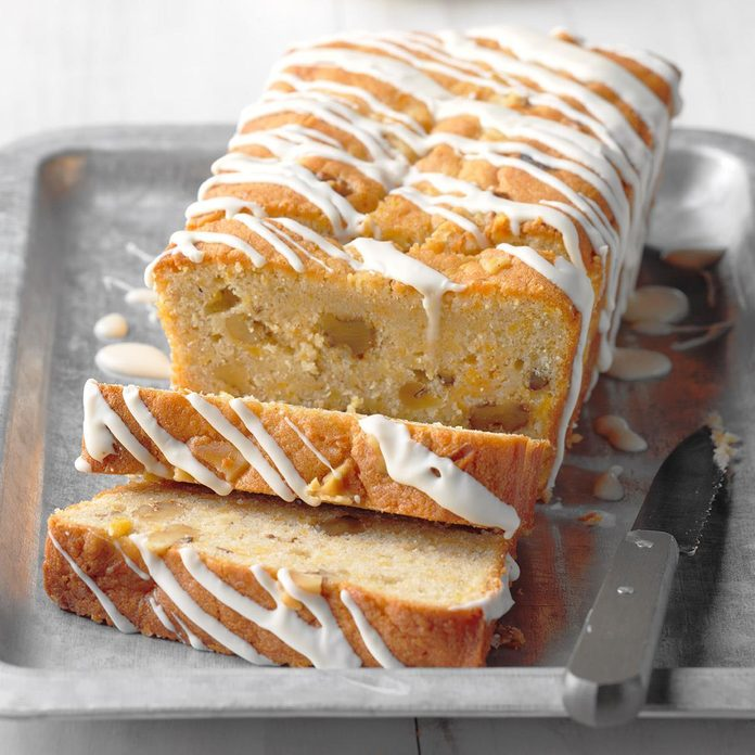 Alabama: Drizzled Butternut Bread