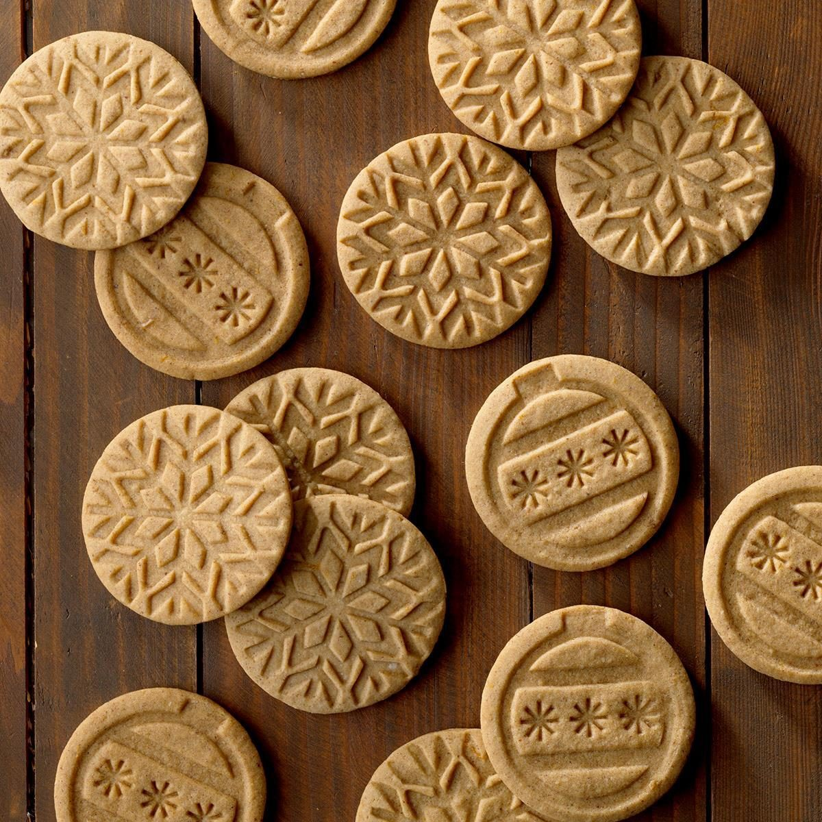 34 Old World Cookies