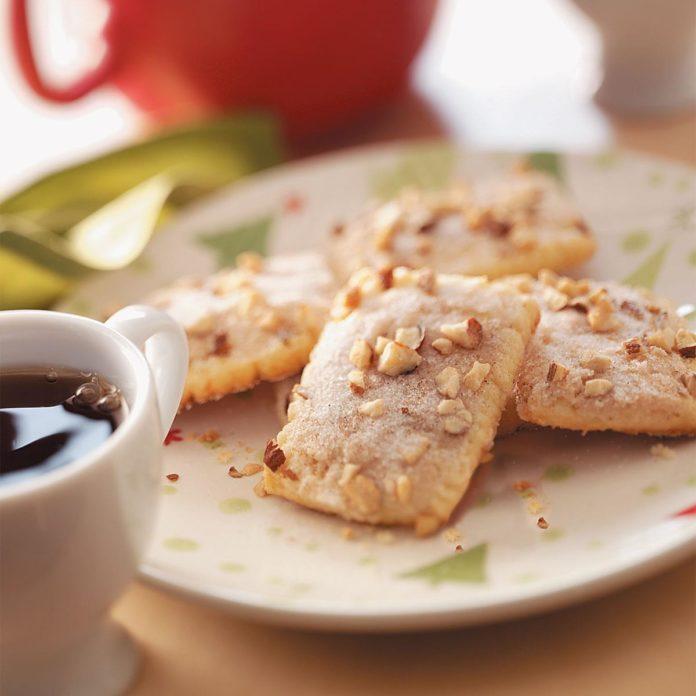 Cinnamon Almond Strips