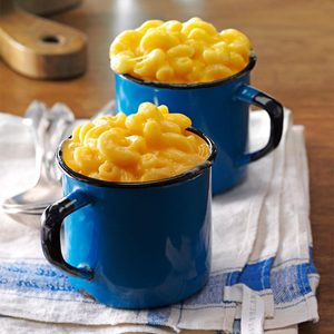Easy Slow-Cooker Mac & Cheese