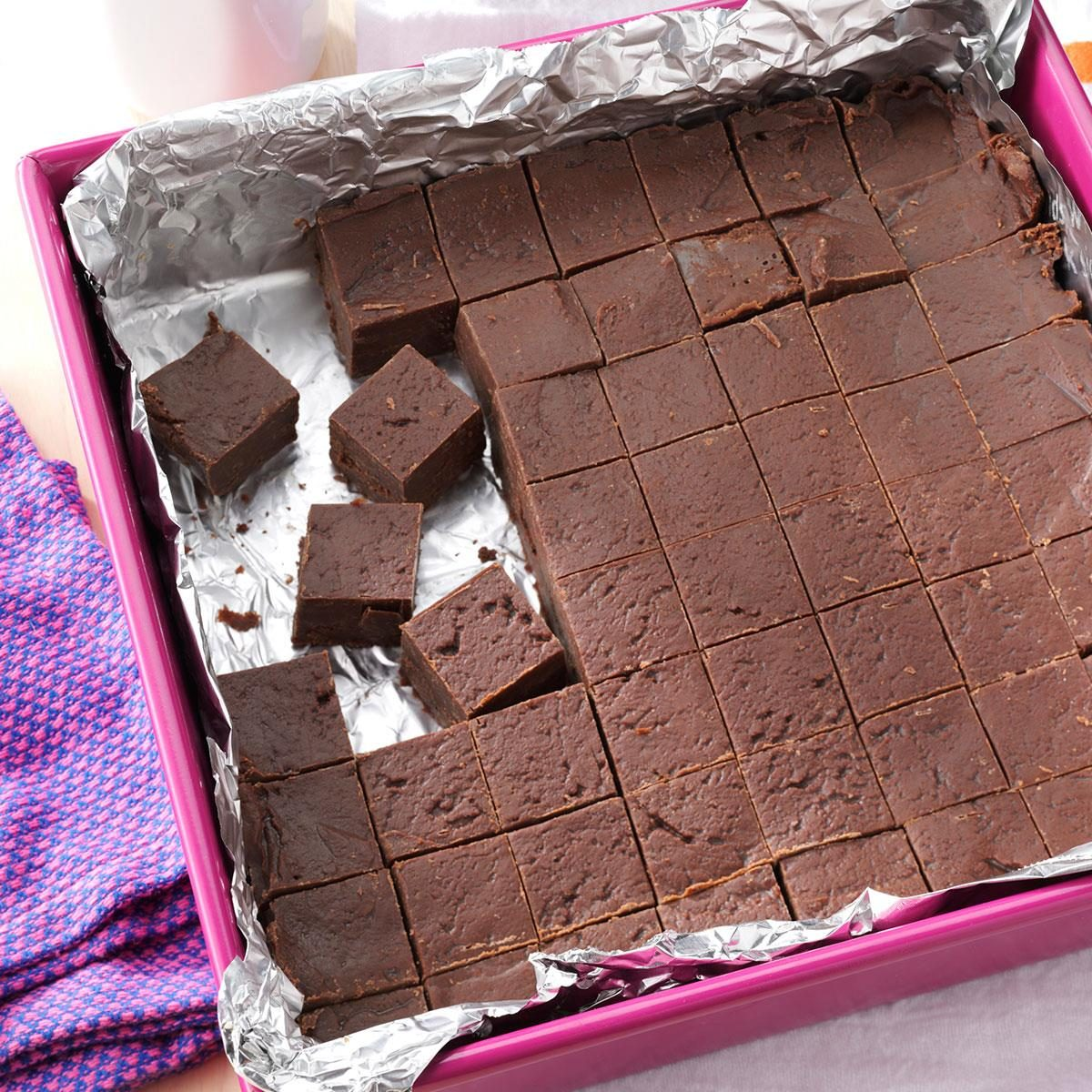 5 Ingredient Fudge Recipe How To Make It Taste Of Home