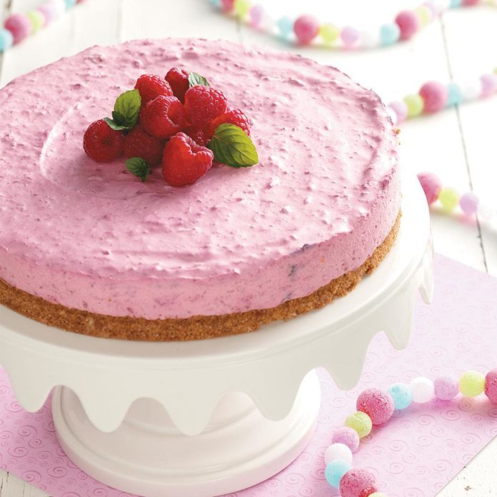 August 7: National Raspberries and Cream Day
