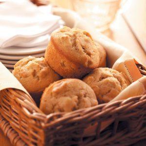 Apricot Banana Muffins