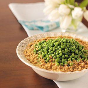 Holiday Peas