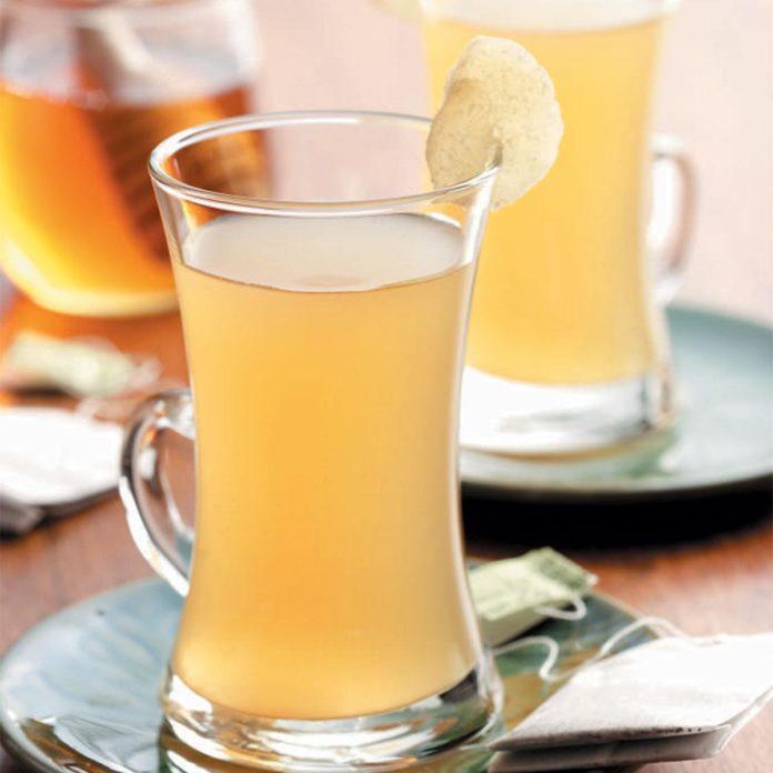 Ginger Tea Drink