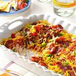 Cheddar-Bacon Dip