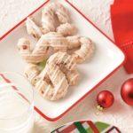 Santa's Fruit & Nut Cookies