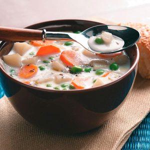 Veggie Potato Soup